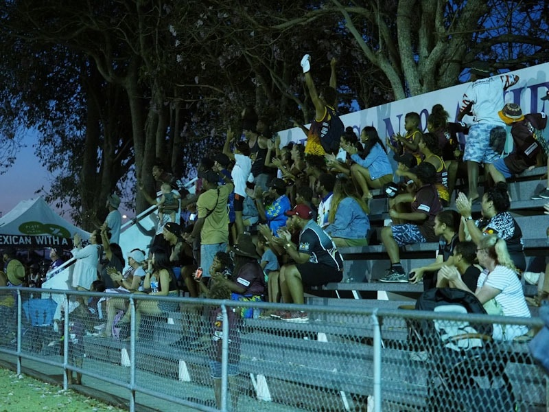 Mackay All Blacks Carnival 2020 - Crowd